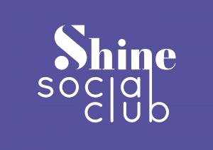 Shine Social Club Official Logo