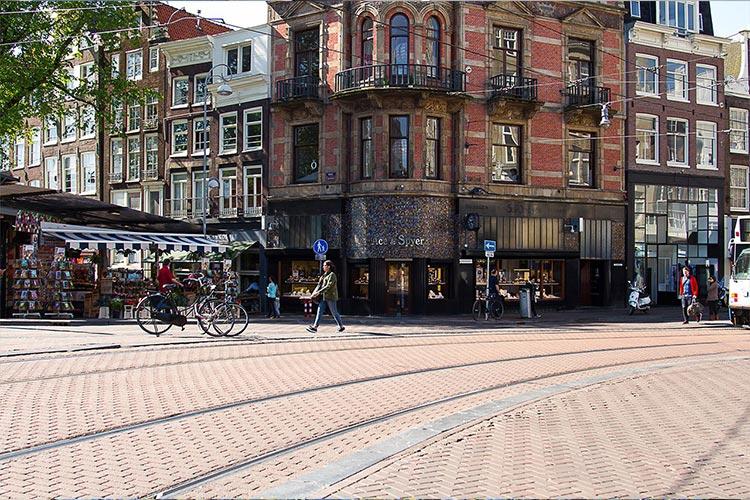 Koningsplein, Amsterdam