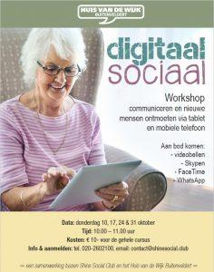 Workshop Digitaal Sociaal