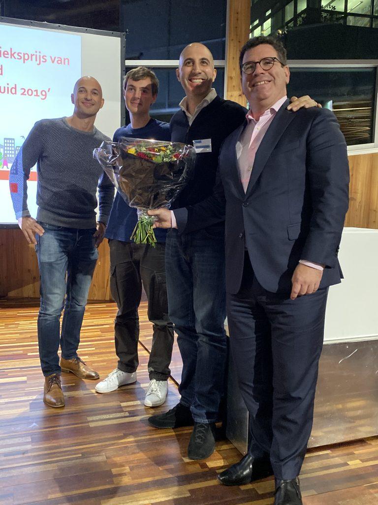 Shine Social Club wint wedstrijd Een Goed Thuis in Zuid